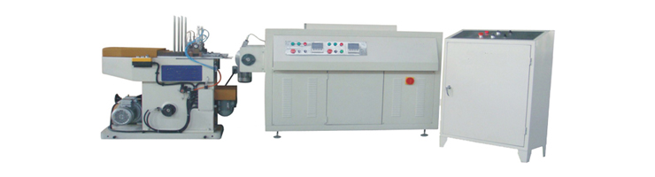 tin can drying and lining machine